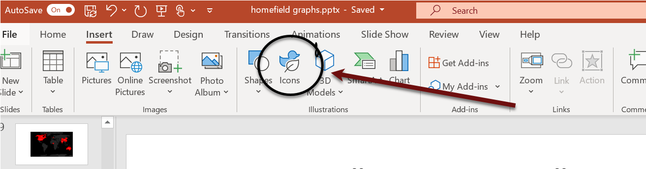 PowerPoint - Icons